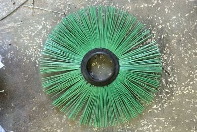 353 - Диск полипропиленовый - диск щеточный полипропиленовый