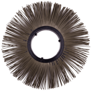 Disk shhetochnyj polipropilenovyj 180h550mm besprostavochnyj - Диск щеточный полипропиленовый 180х550 мм беспроставочный