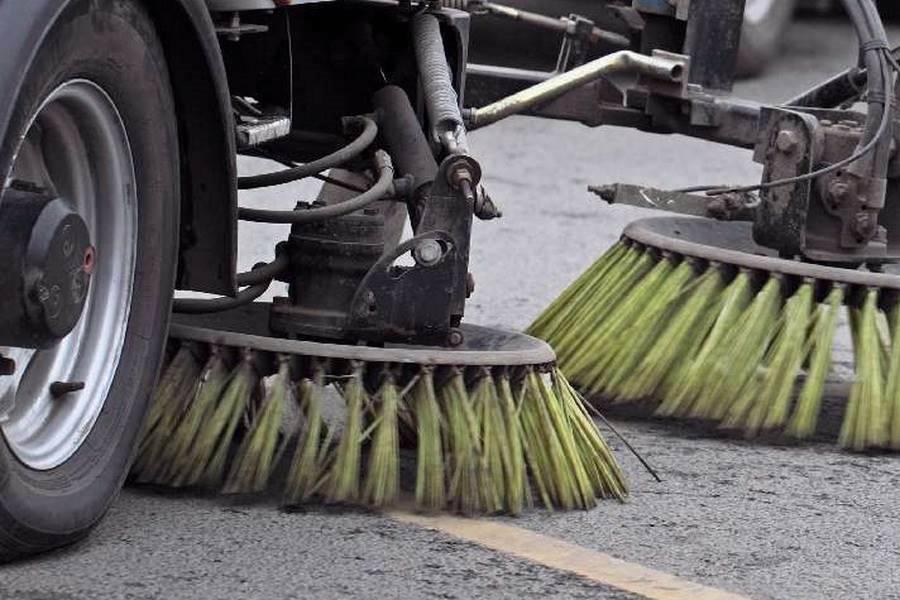 Классификация коммунальных щеток