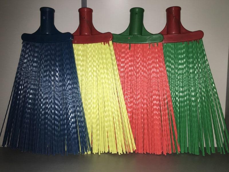 Правила выбора метлы из полипропилена