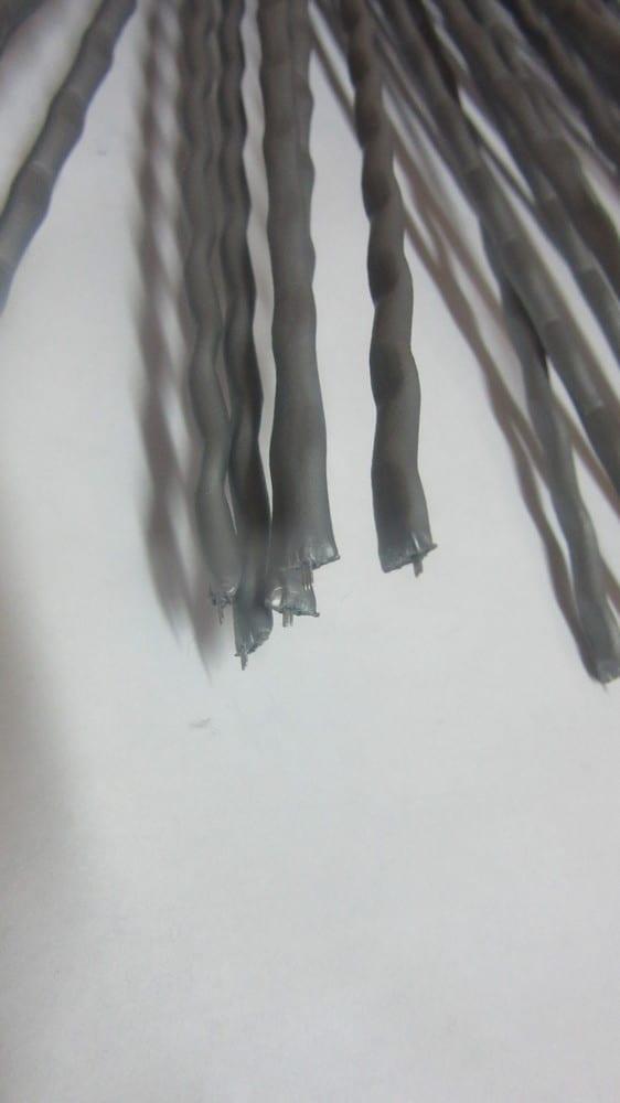 323424243 - Диск щеточный беспроставочный 120х550мм  с армированным полипропиленовым ворсом (износостойкий)
